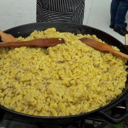 19th World Roast Potato Festival in Postojna